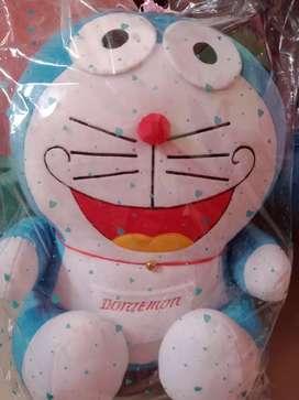 Boneka Doraemon besar Asli