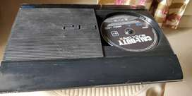 Sony PS3 with 500gb HDD in excellent condition