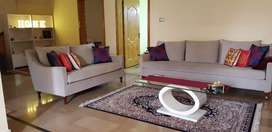 Interwood 5 seater sofa set
