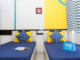 Zolo Hazel - 1 2 3 Sharing Unisex PG Accommodation