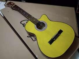 Gitar akustik klasik nilon new