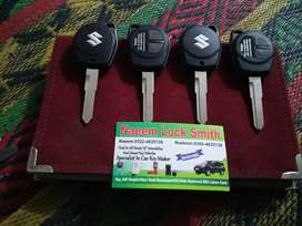 Suzuki calts new alto and wagon r and Swift remote key available