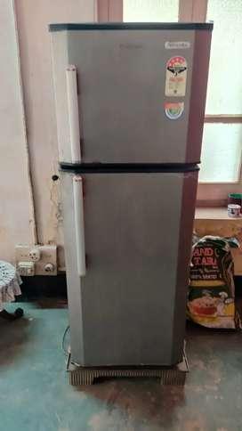 Double door kelvinator fridge