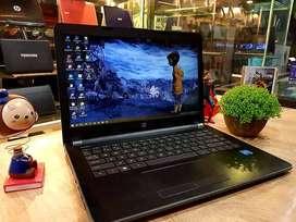 Keren Banget Bossqu Laptop Hp14-bs711TU Mulus second like new