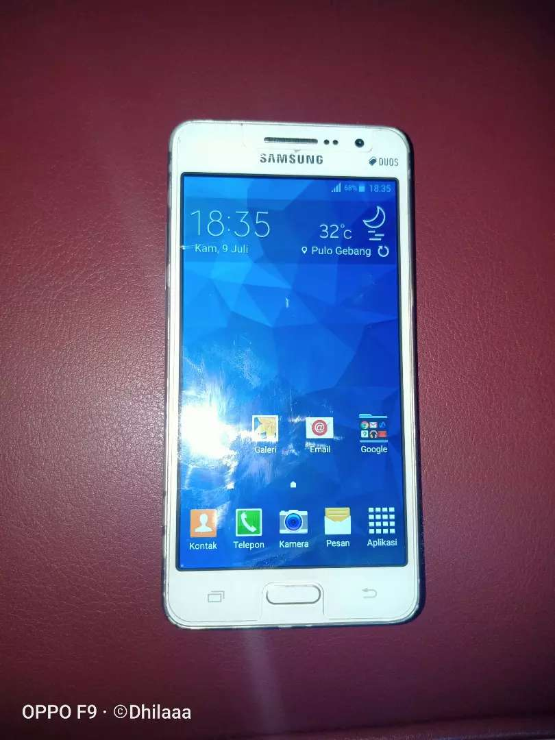 Samsung Galaxy Grand Prime 0