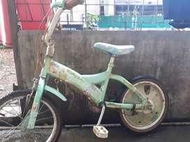 jual sepeda anak uk 16