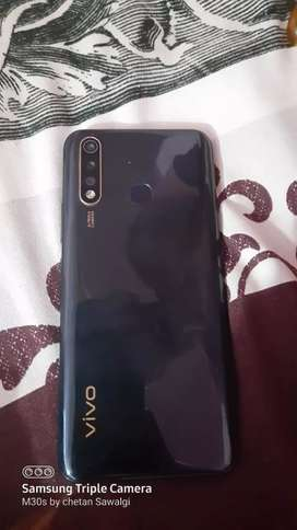 Vivo y19 only 5months  mobile with Bill box