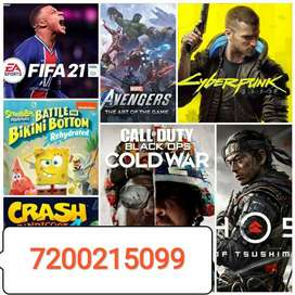 PlayStation games available 4 and 5