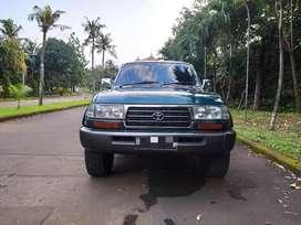 Land Cruiser VXR 1997 antik