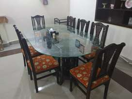 8 seater Dinning Table.