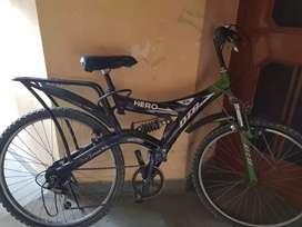 Hero spirint's Dirt Terrain Bike