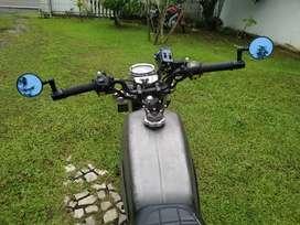 Motor Custom Honda Tiger 200cc th 2010