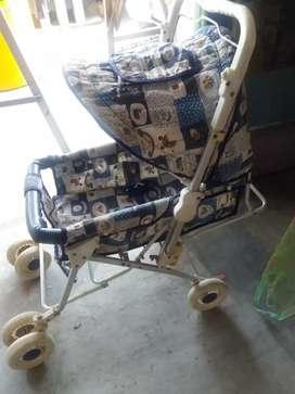 Stroller baby bekas