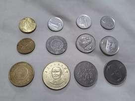 Koin asing kuno malaysia dll