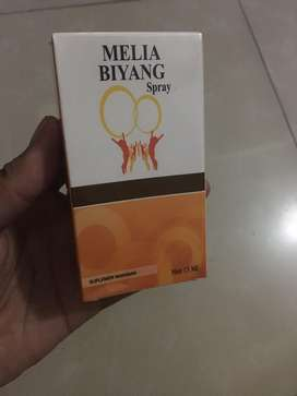 Melia Biyang Spray Suplemen