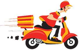 We have urgent opening for delivery boys in Goa (Margao) location.