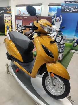 12500/- low down payment on activa 6g