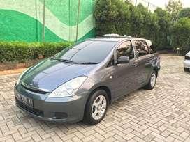 Toyota Wish G 1.8 AT Non Sunroof Built Up Japan Kondisi di Atas Rata2
