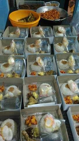 Paket Nasi Kotak