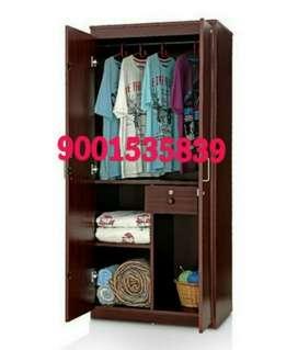 Wooden almirah wooden wardrobe wooden almari neww branded