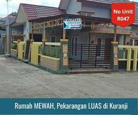 Rumah BESAR Mewah Di Padang, Pekarangan Luas, Harga Bersahabat
