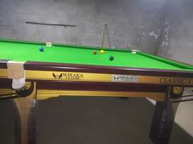Snooker table wraka m1 classic 5/10