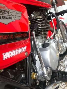 Kawasaki Binter Merz 200