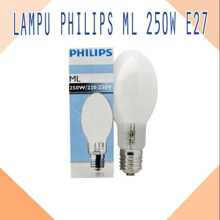 LAMPU PHILIPS ML 250W E27 0