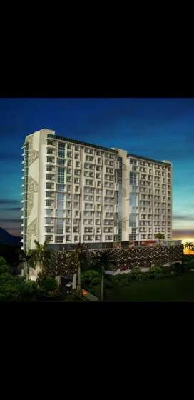 1 unit Studio di Tower Baru Mataram City