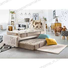 Bed Dorong LA KIDS By Lady Americana - Matras Only 120 - Medan