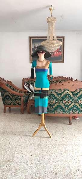 Geser gambar dress