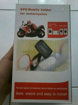 holder waterproof fdt 5,5 inchi bag anti air spion size xl-hitam