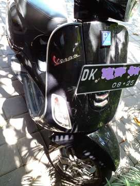 Jual vespa LX125  2020