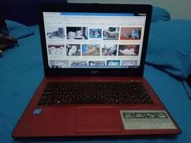 dijual laptop acer one 14