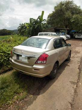 Swift Dzire, agency maintained,alloy wheels, leather seats,