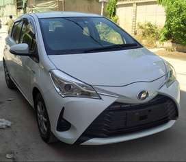 Toyota Vitz Jewella 1.5 Hybirds