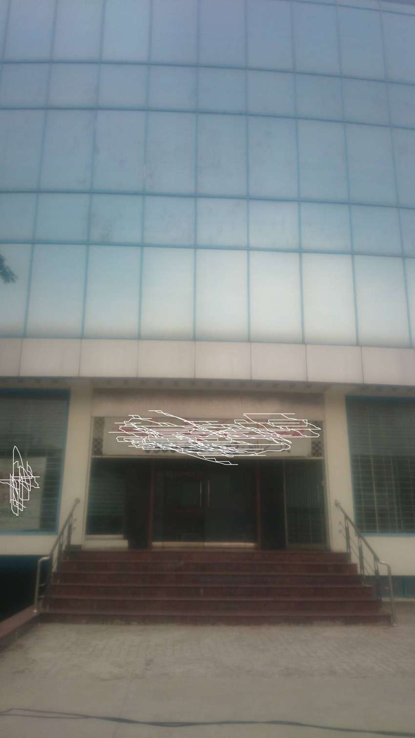 HALL FOR RENT FOR BAKERS AND BANK IN FAISAL TOWN 0