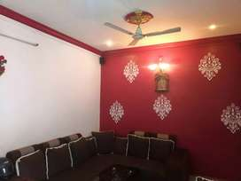 2 bhk furnished flat with clear title for sale. Price negotiable