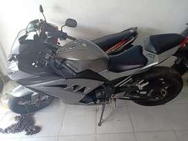 hairi motor ninja th2013 jlspg4 cemara dkt kompelik andika s.adam