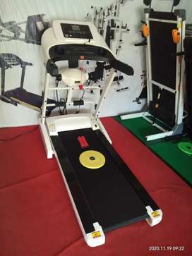 Alat olahraga lari //  treadmill elektrik Sports Arrezo bc hvy56
