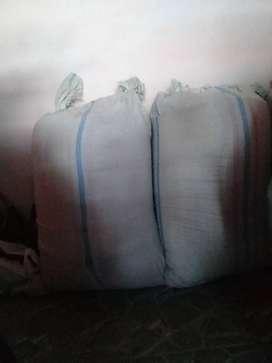 Sekam mentah goni 100 kg