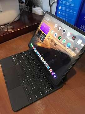 Ipad pro 11 inch 2019 wifi only 256 plus magic keyboard. 100% mulus.