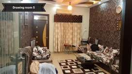 Portion for sale 2nd floor with roof 4 Bad D L block L north nazimabad