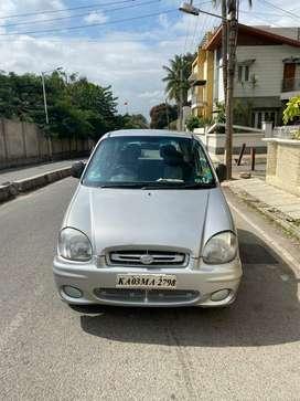 Hyundai Santro Xing Zip, 2002, Petrol