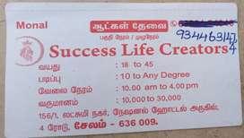 Success life creates