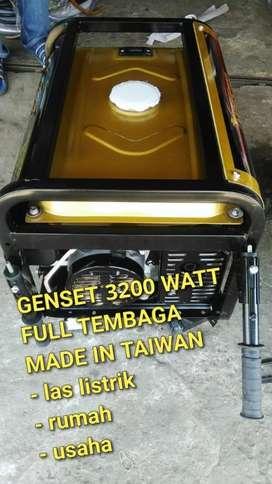 Genset Maestro 3200 Watt Cocok Buat Usaha Mesin Las Listrik