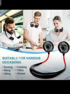 New Portable Sporty Hanging Neck Fan