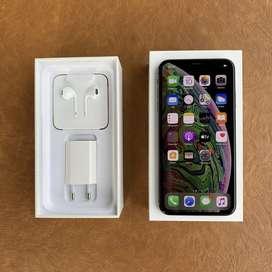 Iphone xs max 64 gb ibox full ori