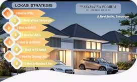 Rumah Ready siap huni di Semarang Barat dkt Unnes Gunung Pati