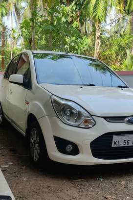 Ford Figo 2014 Petrol Well Maintained